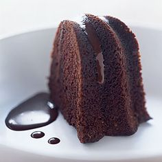 25 Lightened Chocolate Desserts | Chocolate Bundt Cake | CookingLight.com ... I love Cooking Light so I think I just might have to try one, or two of the recipes.