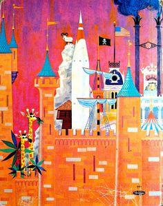 """Walt Disney's Disneyland"", Whitman, 1964"