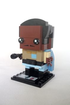 Lego Brickheadz General Calrissian by Tom Vanhaelen