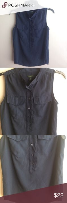 ❗️1 hour sale❗️J. Crew top Size 0, great condition J. Crew Tops