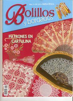 BOLILLOS Y BORDADOS Nº3 - Angel vara - Álbumes web de Picasa
