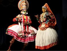 Wandering Threads: [ KATHAKALI ] Kerala, India