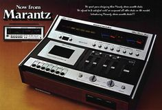 Marantz 5420 ad from High Fidelity Magazine, April 1976