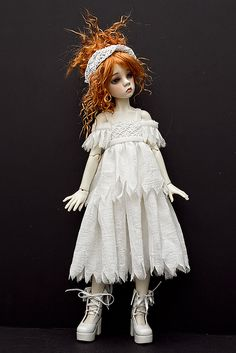 Dollstown Momo in Lililace | Flickr - Photo Sharing!