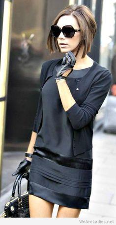 Gotta Love Victoria Beckham fashion styke
