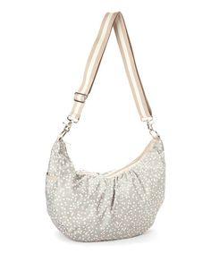 Look at this #zulilyfind! Speckles Veronica Hobo Bag by LeSportsac #zulilyfinds