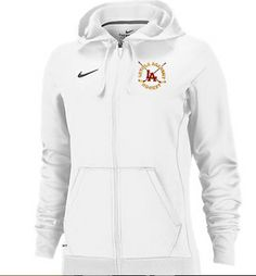Nike Full Zip Poly Fleece Hoody - Women's - For All Sports - Clothing - White Team Gear, Foot Locker, White Hoodie, Winter Wear, Sport Fashion, Zip Hoodie, Sport Outfits, Just In Case, Hooded Jacket