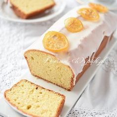 Babka jogurtowa Coffee Cake, Cornbread, Vanilla Cake, Food And Drink, Favorite Recipes, Easter, Sweets, Baking, Ethnic Recipes