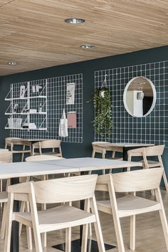 Restaurant Block by Dylan in Helsinki - NordicDesign