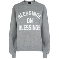 Private Party Blessings On Blessings Sweater ($110) ❤ liked on Polyvore featuring tops, sweaters, night out tops, holiday party tops, jersey sweater, party sweaters и jersey top
