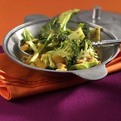 ESSEN & TRINKEN - Orientalischer Broccoli Rezept - Gesundes Gemüse: Kohl
