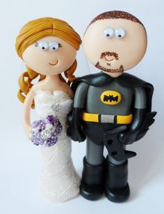 Personalised Bride Groom Wedding Cake Topper Any Outfits Poses Are