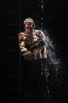 *faints* | Here's Tom Hiddleston As The Bloody, Vengeful Hero Of Your Dreams <-- well, just fdjaiorukljflkdursdfk