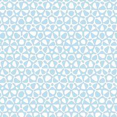 winter star quasicrystal fabric by weavingmajor on Spoonflower - custom fabric