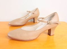 nude shoes, these remind me of ballroom dancing!