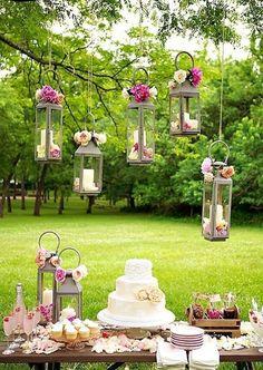 Ideas para una boda campestre
