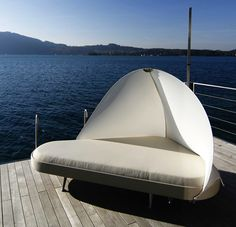 Outdoor lounge Bed decodesign / Décoration