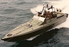 World Maritime Special Operations - British Special Boat Service SBS