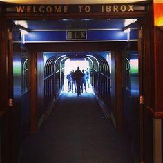 The IBROX tunnel