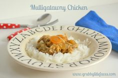 Annabel Karmel Mulligatawny chicken - mild chicken curry for all the family to enjoy Toddler Meals, Kids Meals, Toddler Food, Annabel Karmel Recipes, Mulligatawny, Childrens Meals, Food N, Slow Cooker Recipes, Asian Recipes