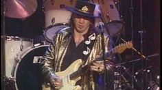 Stevie Ray Vaughan- Ain't Gone 'n' Give Up On Love, via YouTube.