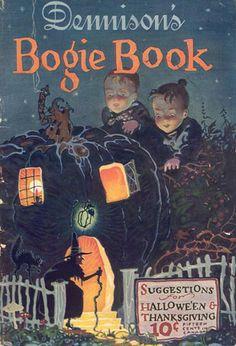 Dennisons Bogie Book