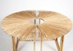 Transformer Table Squares the Circle, and Vice Versa : TreeHugger
