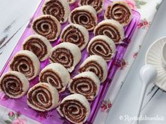 Girelle alla Nutella  Una golosa ed ultrasemplice merenda! ;)