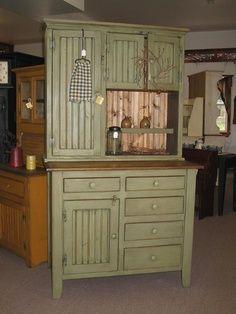 1930s hoosier cabinet - Google Search & 275 best Hoosier Cabinets images on Pinterest | Antique furniture ...