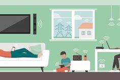 Jak moc nám škodí elektrosmog v našem domě a jak se ho zbavit? Gallery Wall, Frame, Home Decor, Static Electricity, Drift Wood Decor, Play Areas, Decorative Objects, Benefit Brow, Engineering