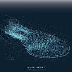 AA School of Architecture Projects Review 2011 - Diploma 5 - Sayaka Namba. Light mapping