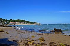 Seaview from Seagrove Bay - Isle of Wight