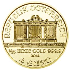 Invest in 1 oz Gold Philharmonic coins, considered by many investors around the globe to be the top Gold coin for investments. These Austrian Gold coins are available at APMEX, where we have other beautiful world coins. Gold Bullion Bars, Bullion Coins, Silver Bullion, Gold Krugerrand, Gold And Silver Coins, Silver Bars, Spieth Und Wensky, 1 Oz Gold Coin, Wiener Philharmoniker