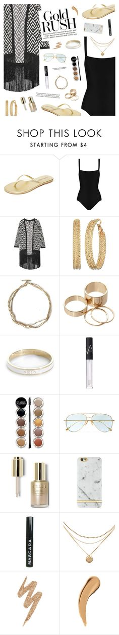 Designer Clothes, Shoes & Bags for Women Cutler And Gross, Gold Rush, Beach Day, Giorgio Armani, Nars Cosmetics, What To Wear, Shoe Bag, Spring, Polyvore