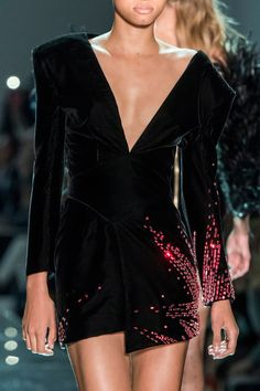 Alexandre Vauthier at Couture Spring 2017 (Details)