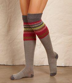 25859f21f Snowy Owl Knee Sock - Socks - Accessories - Apparel   Gear
