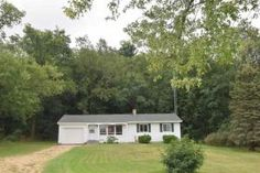 N3490 Hwy 58, Mauston, WI 53948 :: Wisconsin Homes  Pretty cute house in country.  kitchen ok size, not huge.  Septic has to be brought up to code.  The basement is partly finished and has wood stove so that would be the cave.