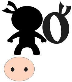 Best Ninja Clipart #9244 - Clipartion.com