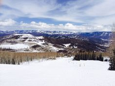 Perfect day to go skiing!! #Snowmass #travel #aspen #skiing #ovationvacations