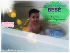 #Tips para el Cuidado de tu Bebé Después del Verano #Sorteo #Aveeno #BellezaEspontanea #mamaholistica