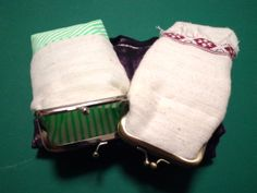 Ethiopian Cotton Glasses&Pen case