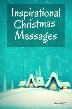 Inspirational Christmas messages to share with friends and family Christmas Message For Family, Christmas Messages For Friends, Christmas Greeting Card Messages, Inspirational Christmas Message, Christmas Card Verses, Christmas Sentiments, Holiday Messages, What Is Christmas, Card Sentiments