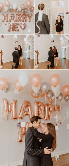 Romantic Ideas To Make A Marriage Proposal At Home Extra Special Engagement Party Themes, Surprise Engagement Party, Engagement Decorations, Engagement Photo Poses, Engagement Signs, Best Proposals, Wedding Proposals, Marriage Proposals, Wedding Couples