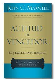 En actitud de vencedor nos presenta lo que ha visto en experiencias de la vida real y nos enseña a reconocer y adoptar actitud de vencedor p...