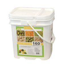 160 Servings Emergency Freeze Dried Vegetables >>> To view further for this item, visit the image link.