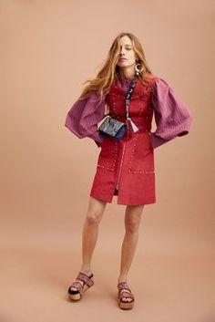 Diane von Furstenberg Pre-Fall 2018 Fashion Show Collection
