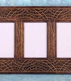 Planet Handicraft We Provide A 9 Photos Woodcarved Photoframe Buy