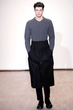 Raf Simons Fall 2010 Menswear Collection Photos - Vogue