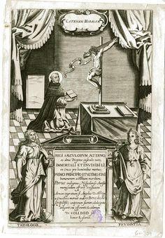 SANTO Tomás de Aquino en oración