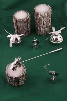 Πρωτότυπα διακοσμητικά NewMan | bombonieres.com.gr Tea Lights, Candles, Rings, Home Decor, Decoration Home, Room Decor, Tea Light Candles, Ring, Candy